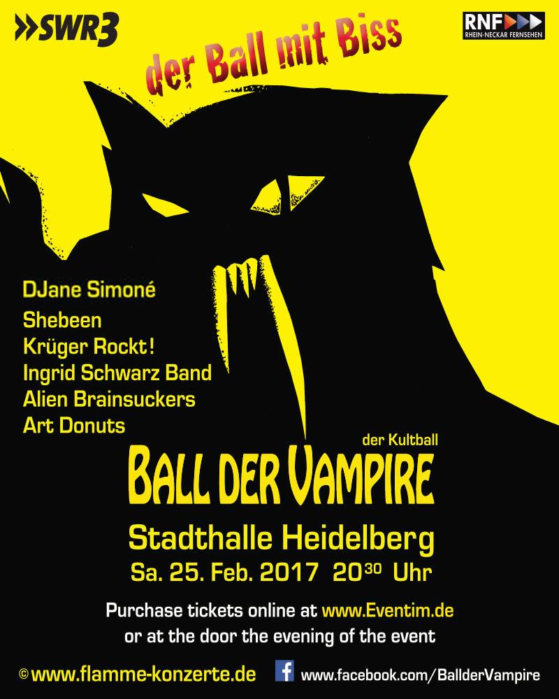 BALL DER VAMPIRE HEIDELBERG
