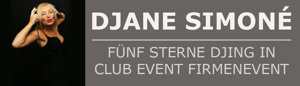DJANE FIRMENEVENT