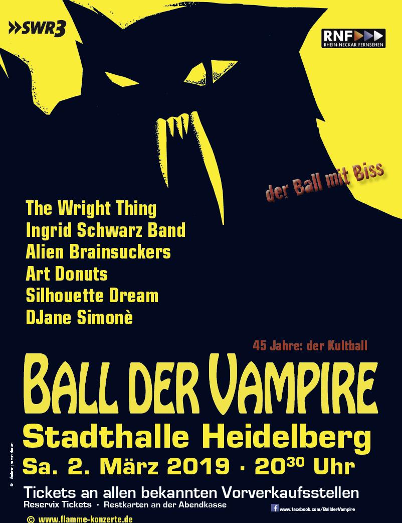 BALL DER VAMPIRE 2019